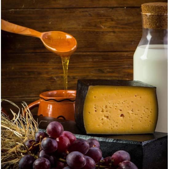 Купить Выдержанный коровий сыр от производителя крафтовых сыров Щедра околиця