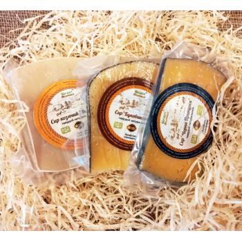 Дегустационный набор из 3-х видов сыра
