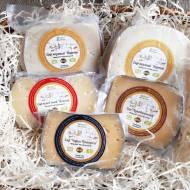 Дегустационный набор из 5-ти видов сыра