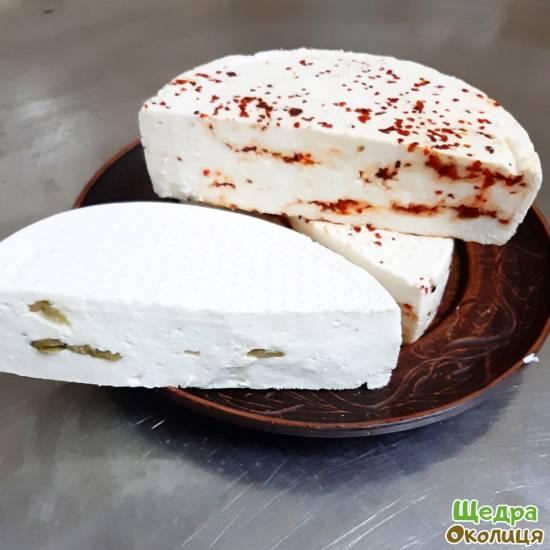 Сыр мягкий «Селянский»