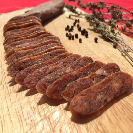Сушеница свинина