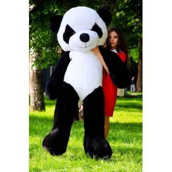 """Плюшевые мишки черный 200 см """"Панда"""""""
