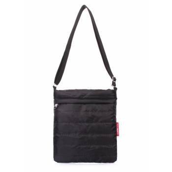 Сумка-планшет черного цвета