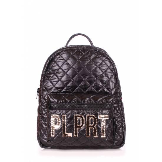 Женский рюкзак черного цвета