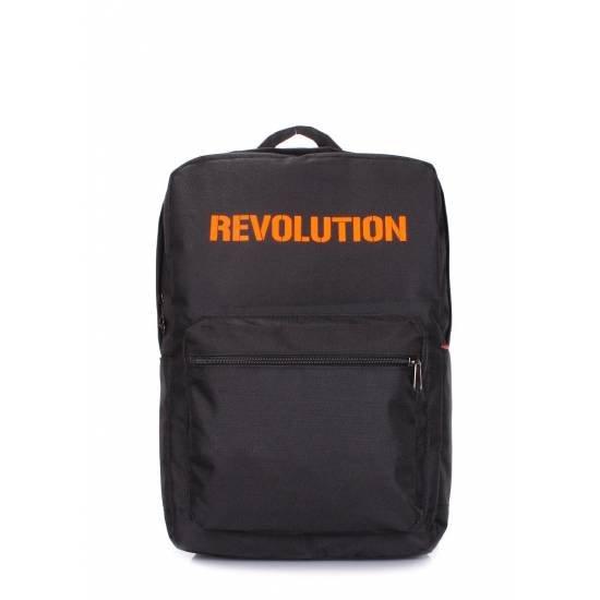 Повседневный рюкзак черного цвета