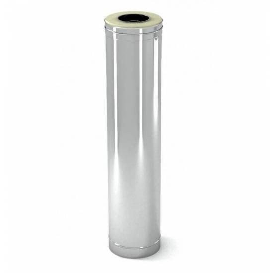 Труба дымоходная из нержавеющей стали с термоизоляцией