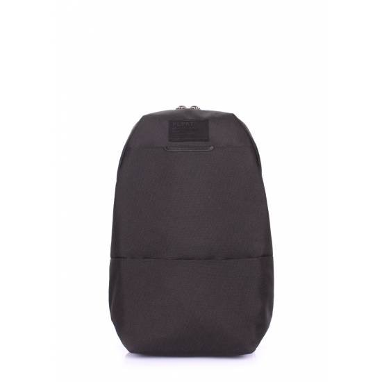 Сумка-рюкзак Sling черного цвета