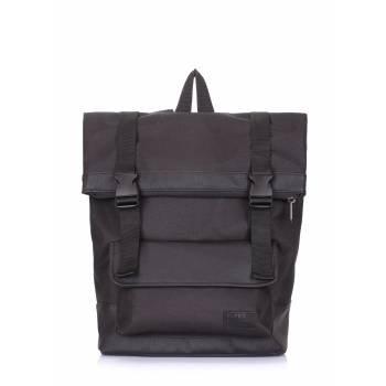 Черный рюкзак с выходом для powerbank