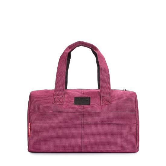 Городская сумка сиреневого цвета
