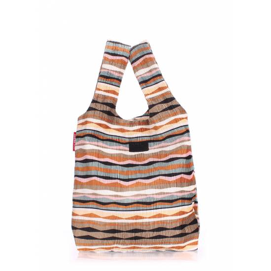 Вельветовая сумка коричневого цвета