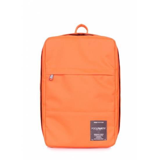 Рюкзак для ручной клади оранжевого цвета