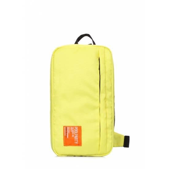 Лимоновый рюкзак - слингпек