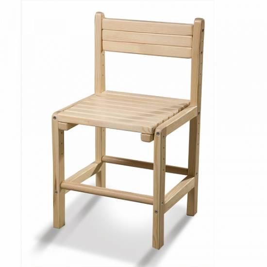 Детский стульчик растущий сосна 28-32-36