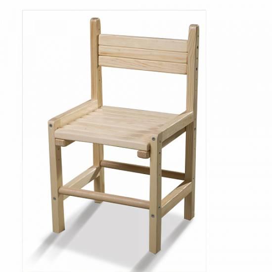 Детский стульчик растущий сосна 24-28-32