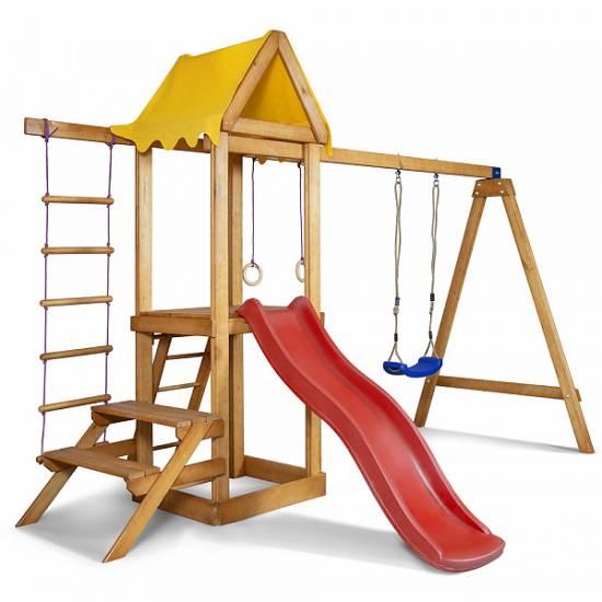 Детский игровой комплекс Babyland-19