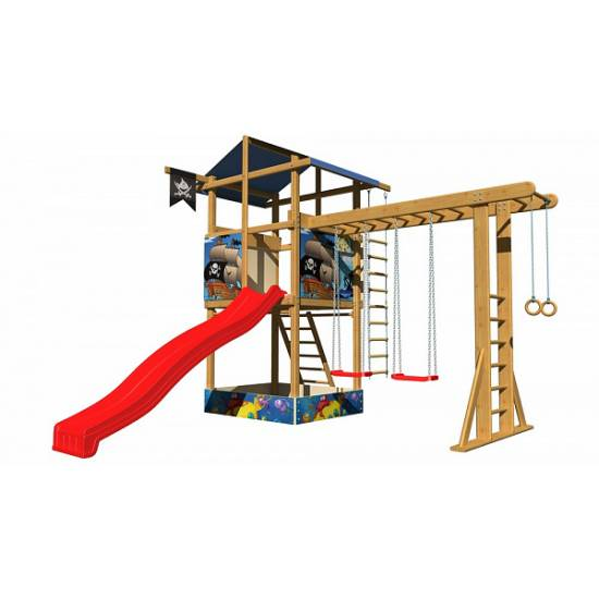 Детская площадка SportBaby-14