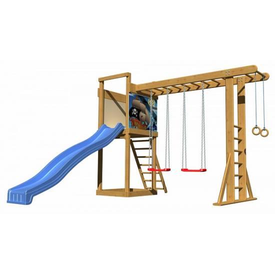 Детская площадка SportBaby-15