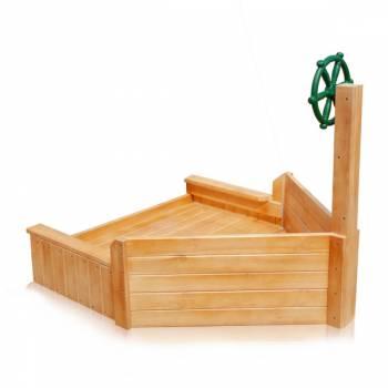 Кораблик пристройка для площадки