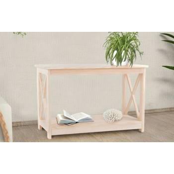 Журнальный столик - этажерка универсальная в стиле эко, прованс