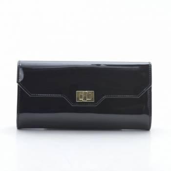 Вечерний клатч 7791 черного цвета