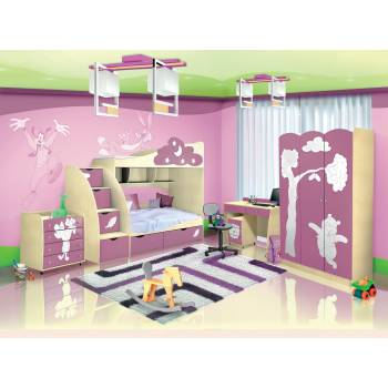 Комплект детской мебели Дисней