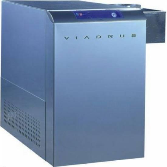 Котел газовый Viadrus G90 15 SEC