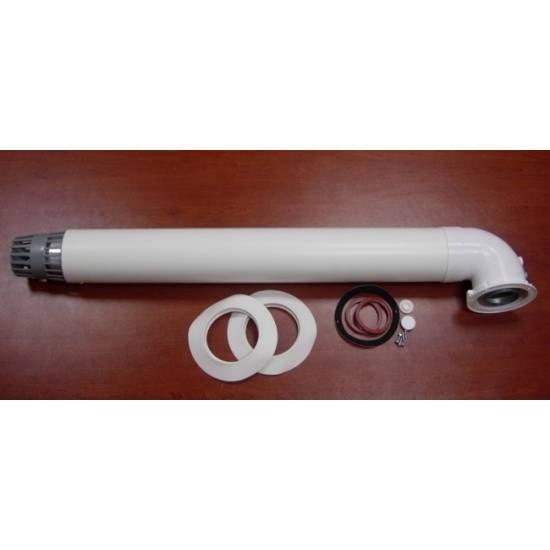 Котел газовый Ariston Matis 24 FF + коаксиальный дымоход