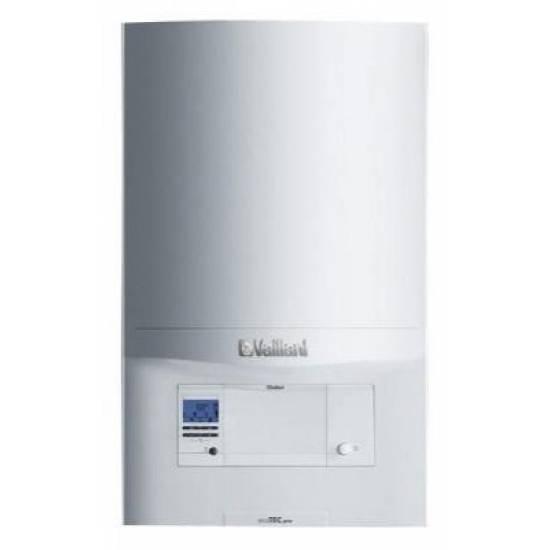 Котел газовый конденсационный Vaillant ecoTEC pro VUW INT 346/5-3 + коаксиальный дымоход