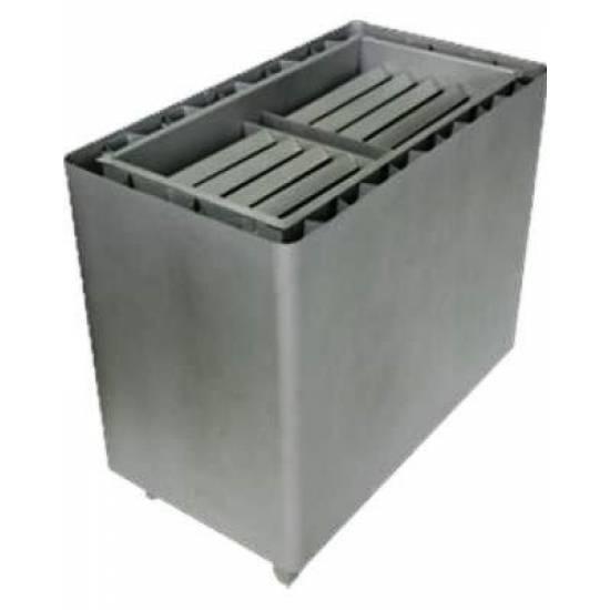 Каменка для саун электрическая Дніпро ЭКС-12-380 механика