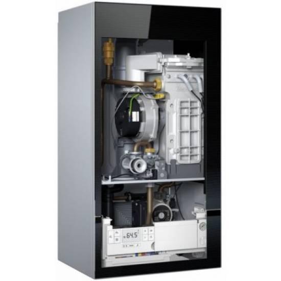 Котел газовый Buderus Logamax plus GB172i-35 черный (7736900348)