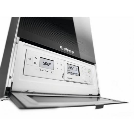 Котел газовый Buderus Logamax plus GB172i-30K белый (7736900657)