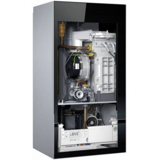 Котел газовый Buderus Logamax plus GB172iW-20 KD белый (7736901145)
