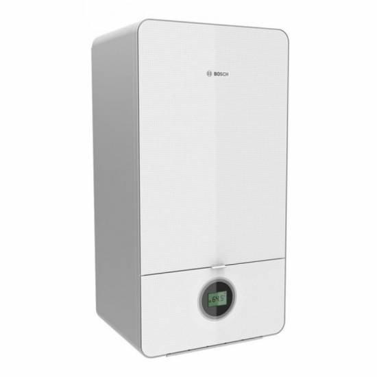 Котел конденсационный газовый Bosch Condens GC7000iW 24 PB 23 (7736901387)