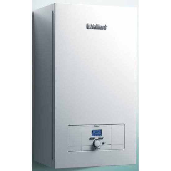 Котел электрический Vaillant eloBLOCK VE14/14 c шиной eBus (7 + 7 кВт) (380 B)