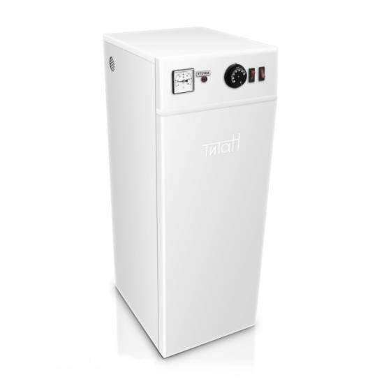 Котел электрический Титан напольный 4 кВт 220 В