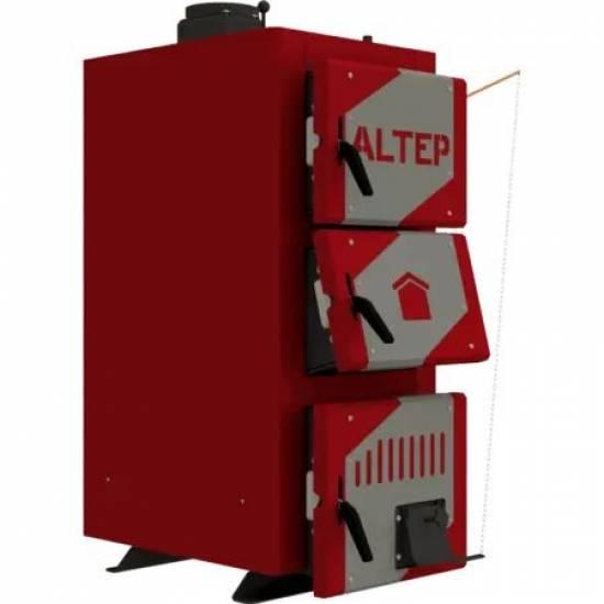 Котел твердотопливный Altep Classic Plus 10 кВт (механика)