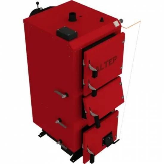Котел твердотопливный Altep Duo Plus 38 кВт (механика)