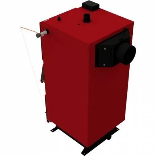 Котел твердотопливный Altep Duo Plus 25 кВт (механика)