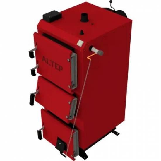 Котел твердотопливный Altep Duo Plus 17 кВт (механика)