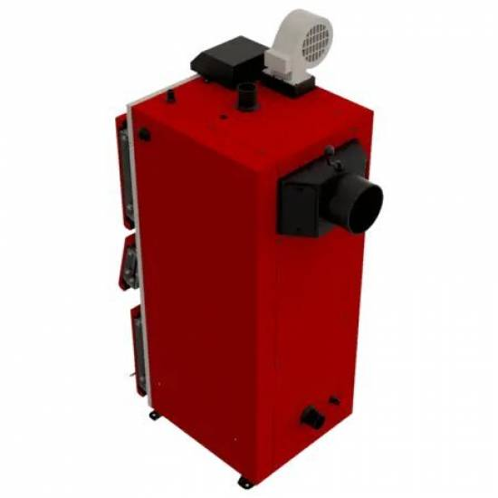Котел твердотопливный Altep Duo Uni Plus 33 кВт (комплект)