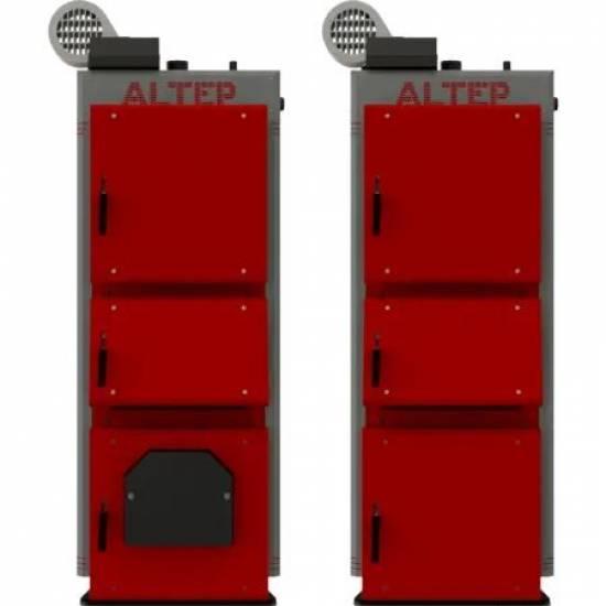 Котел твердотопливный Altep Duo Uni Plus 27 кВт (комплект)