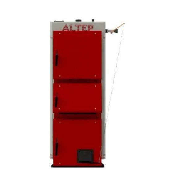 Котел твердотопливный Altep Duo Uni Plus 40 кВт (комплект ручная)
