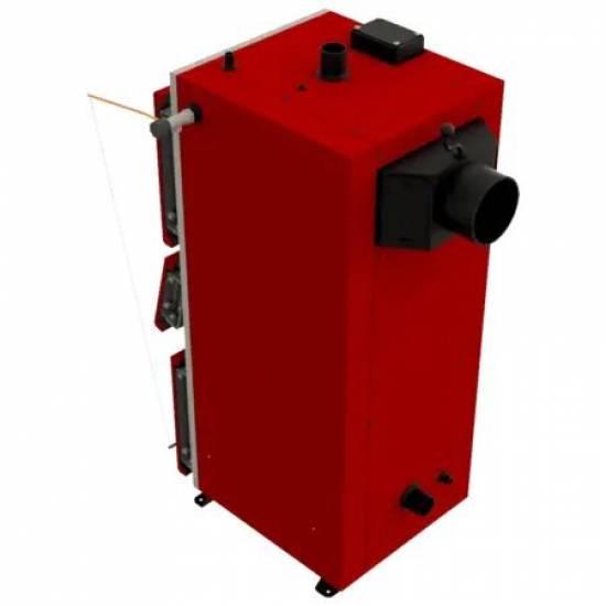 Котел твердотопливный Altep Duo Uni Plus 21 кВт (комплект ручная)