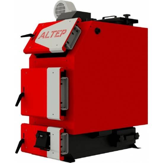 Котел твердотопливный Altep Trio Uni Plus 40 кВт (комплект)