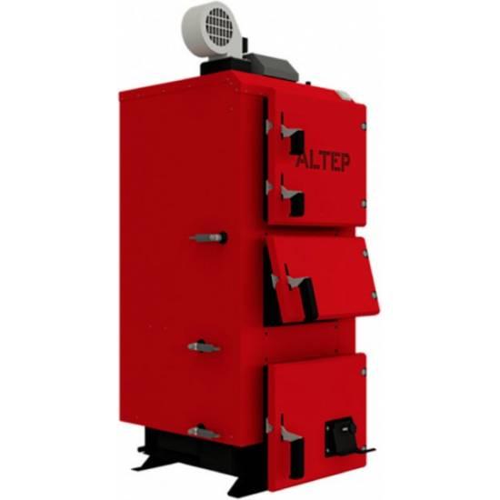 Котел твердотопливный Altep Duo Plus 17 кВт (автоматика)
