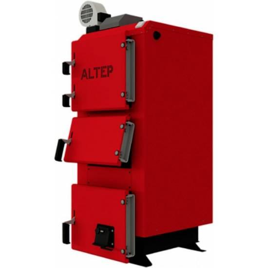Котел твердотопливный Altep Duo Plus 31 кВт (автоматика)