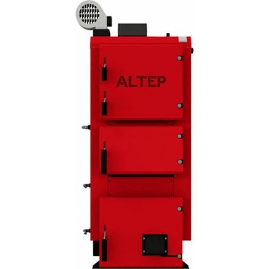 Котел твердотопливный Altep Duo Plus 50 кВт (автоматика)