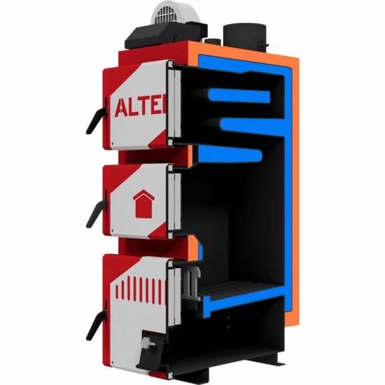 Котел твердотопливный Altep Classic Plus 10 кВт (автоматика)