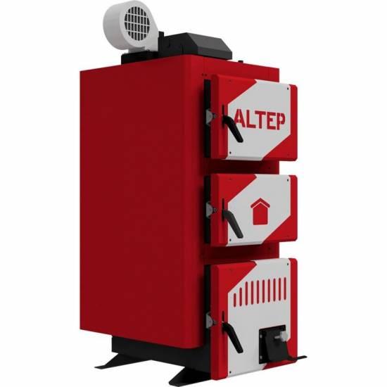 Котел твердотопливный Altep Classic Plus 20 кВт (автоматика)