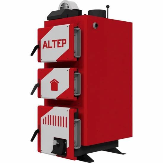 Котел твердотопливный Altep Classic Plus 30 кВт (автоматика)